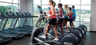 hotel gym fitness equipment precor