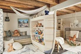 54 Stylish Kids Bedroom Nursery Ideas Architectural Digest For Inspirational Childrens Bedroom Decor Ideas Awesome Decors