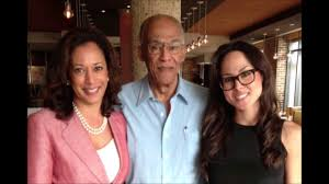 Kamala Harris Faces Scathing Criticism From Her Father - YouTube