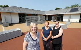 Kirkwood Hospice refurbished in 2013 - YorkshireLive