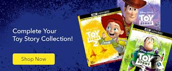 toy story official disney