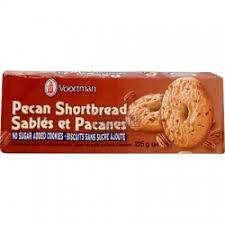 voortman no sugar added cookies