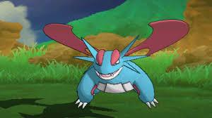 Pokemon Sun & Moon - Lv. 9 Salamence on Route 3 (and Shiny Bagon ...