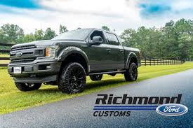 Richmond Customs Custom Trucks Cars By Richmond Ford West