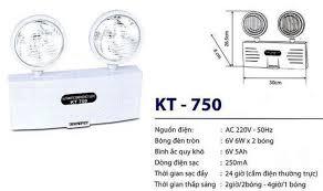 ĐÈN SẠC KHẨN CẤP KENTOM - KT-750 - KT-KT750