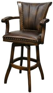 bar stools with backs and arms 1