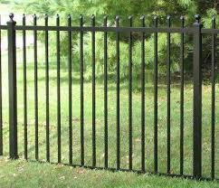 Bravo Pool Fence Jerith Aluminum Fence