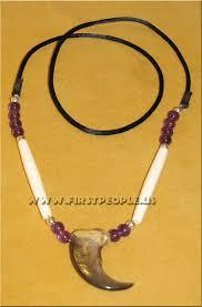 bear claw jewelry handmade with genuine