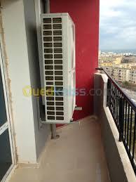 installation climatisation centralisé