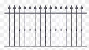 Fence Wrought Iron Aluminum Fencing Gate The Home Depot Iron Gate Angle Home Fencing Steel Png Pngwing