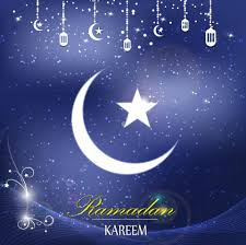 ليلة سكاي الإسلام شعار الهلال القمر النجوم خلفيات الفينيل القماش