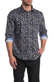 Robert Graham | Nobis Geometric Print Classic Fit Shirt | HauteLook