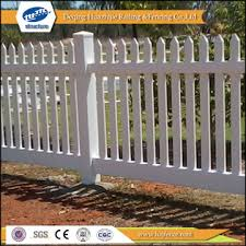 Fc4 China Pvc Plastic Small Garden Fence Manufacturer Supplier Fob Price Is Usd 43 62 56 38 Set