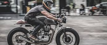 royal enfield continental gt 535 by