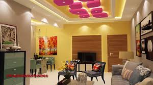 gypsum ceiling designs for small living
