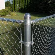 China High Quality Cheap Used Galvanized Cyclone Wire Mesh Chain Link Fence Price Philippines China Galvanized Chain Link Fence 6 Foot Chain Link Fence