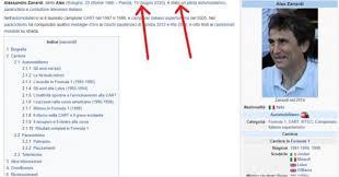 Alex Zanardi morto, l'annuncio di Wikipedia: ma è una fake news