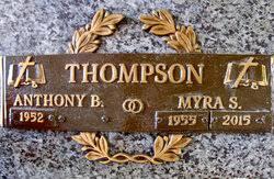 Myra S. Singleton Thompson (1955-2015) - Find A Grave Memorial