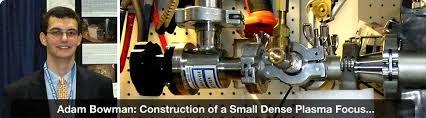 Adam Bowman: Construction of a Small Dense Plasma Focus - B&K Precision