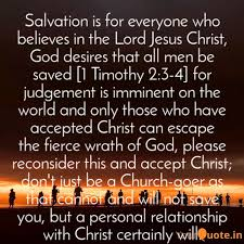 salvation is for everyone quotes writings by king jude
