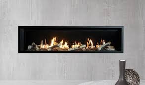 linear gas fireplaces valor gas