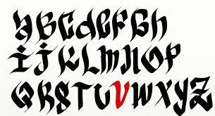Letras Goticas - Inicio | Facebook