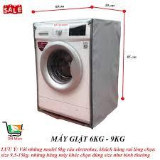 Áo trùm máy giặt siêu bền cửa ngang,Vỏ Bọc cho Máy Giặt Cửa Ngang ...