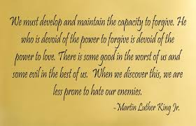 We Must Develop And Maintain The Capacity To Forgive Martin Luther King Jr Quote Vinyl Wall Art Decal Sticker Wall Arts Wall Graphics Wall Quotes Wall Lettering Wall Sayings Vinyl Decal