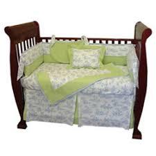 nursery rhymes crib bedding set