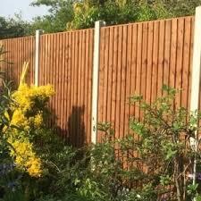 Garden Fences Somerton Fence Panels Posts Fence Direct
