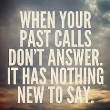 truth it s cathartic to let go of any bad memories from the past