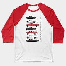 chevy trucks baseball t shirt teepublic