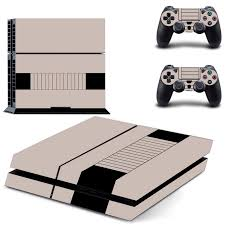 Nes Special Version Vinyl Decal Skin Stickers For Ps4 Console Controller Wholesale Price Buy Sticker For Ps4 Console Skin Sticker For Ps4 Decals For Ps4 Console Product On Alibaba Com