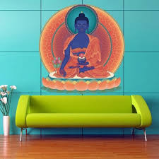 Shop Asana India God Full Color Wall Decal Sticker K 509 Frst Size 52 X52 Overstock 20906394