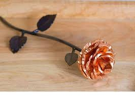copper wedding anniversary gifts