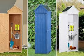garden storage shed 3 options