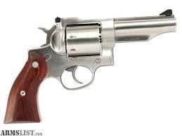 ruger redhawk 357 mag revolver