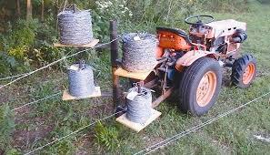 Wire Unroller Speeds Up Fencing Instead Farm Show Magazine Facebook
