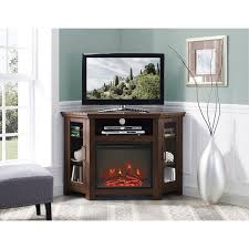 corner 48 inch fireplace tv stand