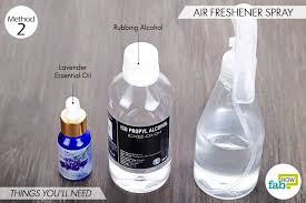 how to make diy air fresheners 4