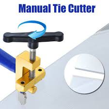 easy glass tile cutter hand tool