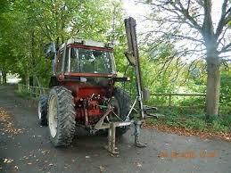 Parmiter Post Knocker Tractor Post Driver Fencing Machine Ebay