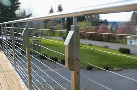 Solar Powered Led Accent Lights Designed For Cable Railing Systems Retrofit