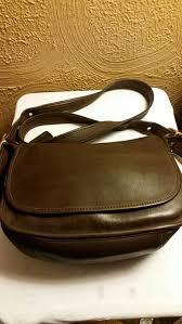 vintage brown leather patricia legacy