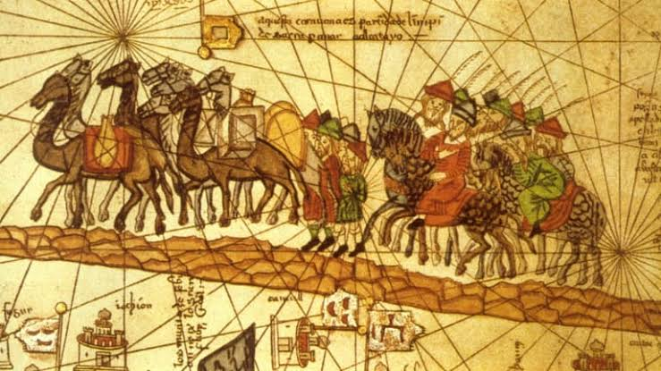 Image result for HISTORY OF THE SILK ROAD