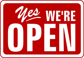 We're now OPEN!!! DINE IN with us today... - Ola'h Kitchenette ...