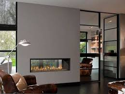 20 functional double sided fireplaces