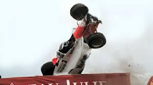 Gonzalo Rodriguez fatal crash at Laguna Seca (September 11, 1999 ...