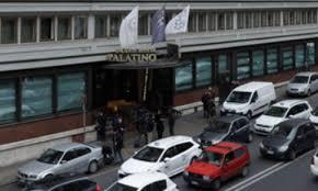 Coronavirus, terzo caso sospetto all'hotel Palatino di Roma: si ...