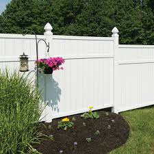 Brighton 6x6 Vinyl Privacy Fence Panel Vinyl Fence Freedom Outdoor Living For Lowes